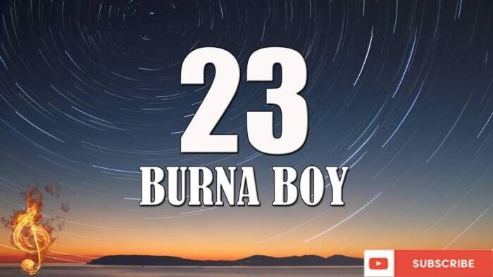 """maxresdefault Burna Boy Celebrates Women's Month With """"23"""" Video Release!"""