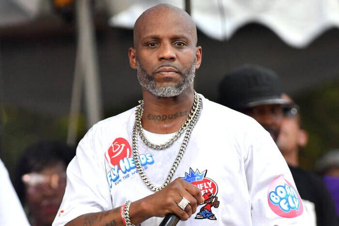 Rest in Power DMX