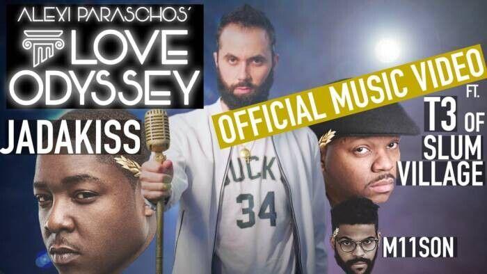 maxresdefault-11 Alexi Paraschos - Love Odyssey featuring Jadakiss, T3 of Slum Village, & M11SON