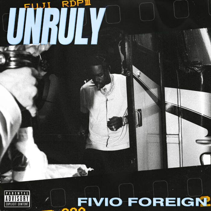 "66DF1C2B-81F9-463F-8D12-9A0816BBAD00 FIVIO FOREIGN GETS ""UNRULY"" IN THE STREETS OF NYC WITH NEW KENNY BEATS PRODUCED SONG"