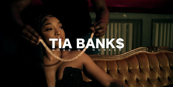 Tia Bank$ – Boss Or Worker (Video)