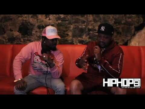 "BRS Kash ""Up Close & Personal"" Interview w/ Hiphopsince1987 Dj Alamo"