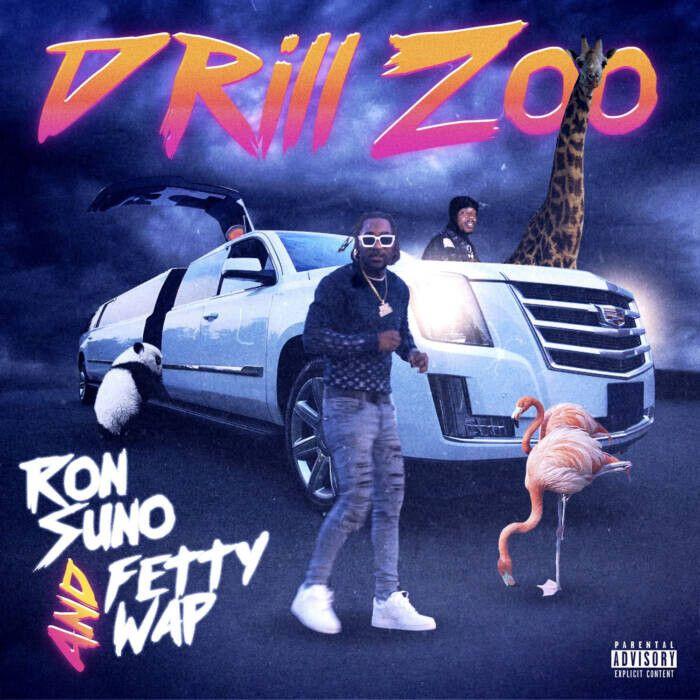 "unnamed-35 Ron Suno & Fetty Wap Trade Bars in ""Drill Zoo"""