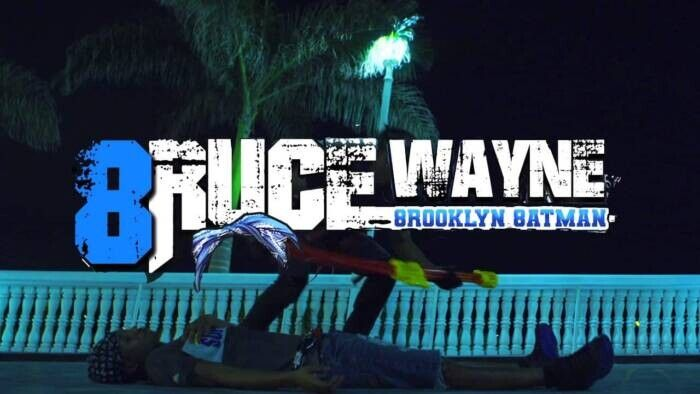 "8rooklyn-8atman-8ruce-wayne 8rooklyn 8atman (@8rooklyn_8atman) - ""8ruce Wayne"" (Video)"