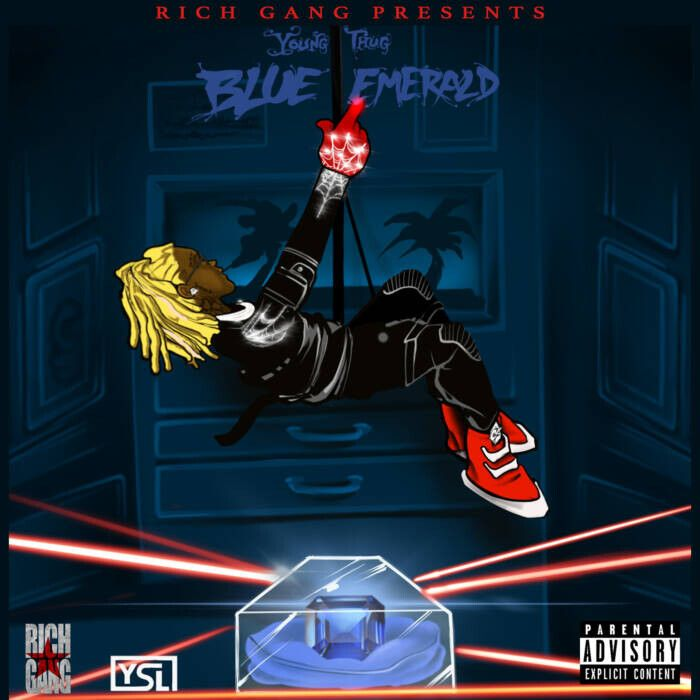 """unnamed-4-6 RICH GANG PRESENTS """"BLUE EMERALD"""" FEATURING BIRDMAN & YOUNG THUG"""