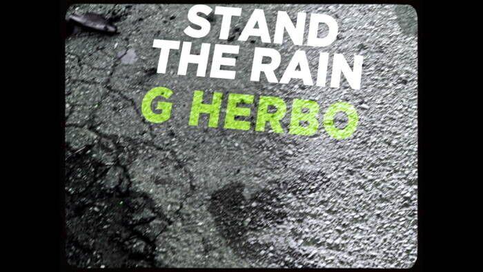 "g-herbo-stand-the-rain-1 G Herbo ""Stand the Rain"" Video"