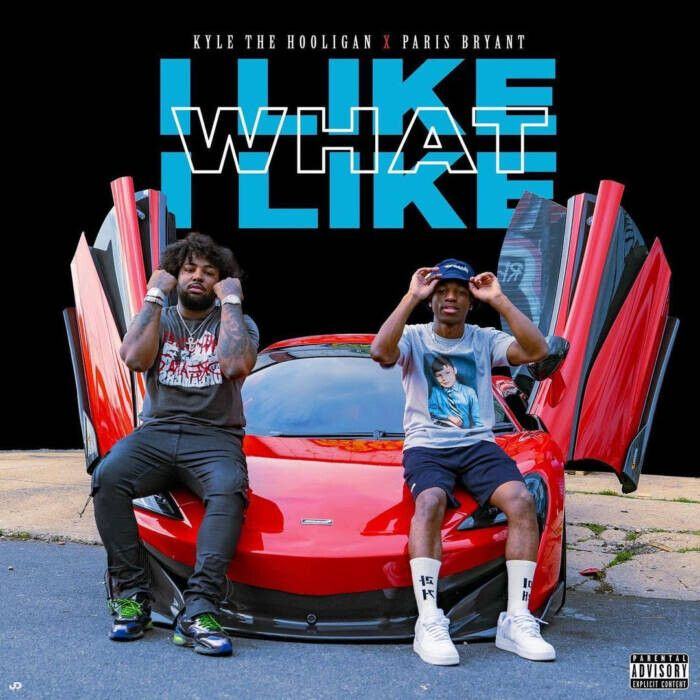"""unnamed-39 Kyle The Hooligan Releases New Single, """"I Like What I Like"""" featuring Paris Bryant"""