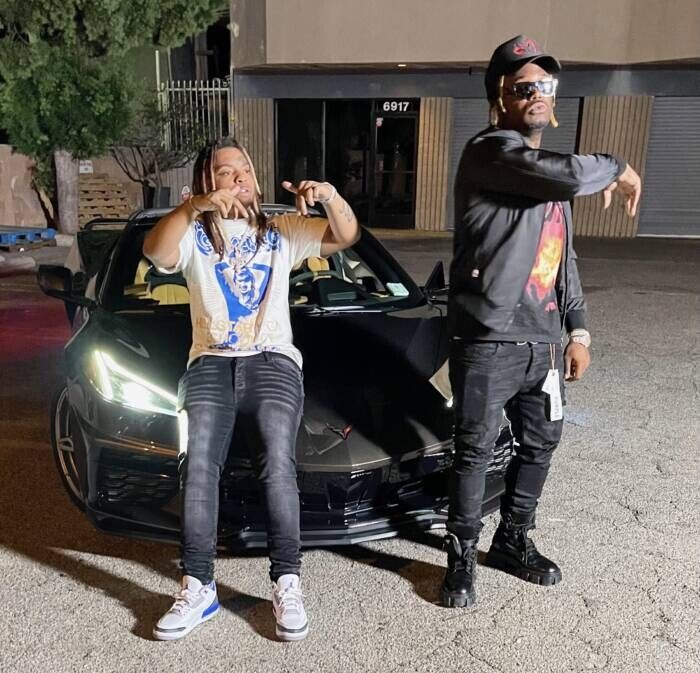"""IMG_8589 Var$ity Links With With Lil Gotit & Ronny J For """"Gang Slide"""""""